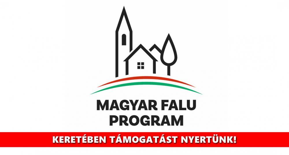 Ányos utca felújítása a Magyar Falu program keretében 2021.09.10-én pénteken